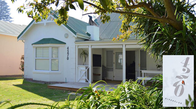 ROBIN 4270, RIVER CLUB PLETTENBERG BAY
