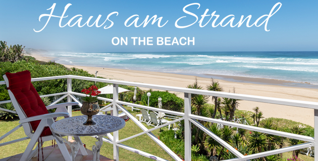 HAUS AM STRAND - on the Beach